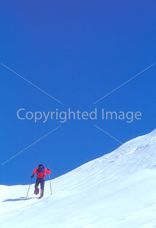 Utah - Snowshoeing