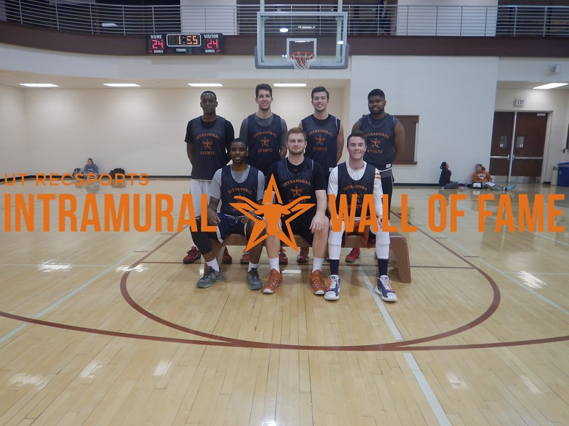 Fall 2015 Basketball Men's A Runner Up The Practice Squad