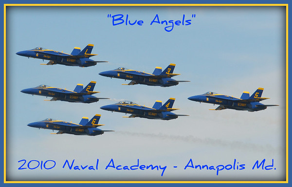 """The Navy's """"Blue Angels"""""""