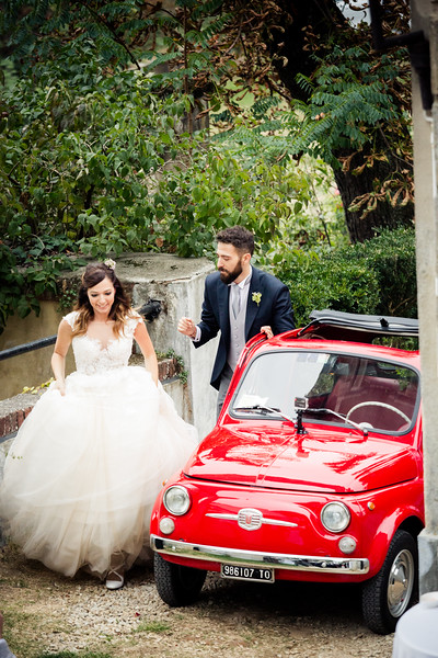 Mattia + Alexandra // Wedding