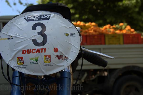 Motogiro d'Italia  2007 -  Sicily