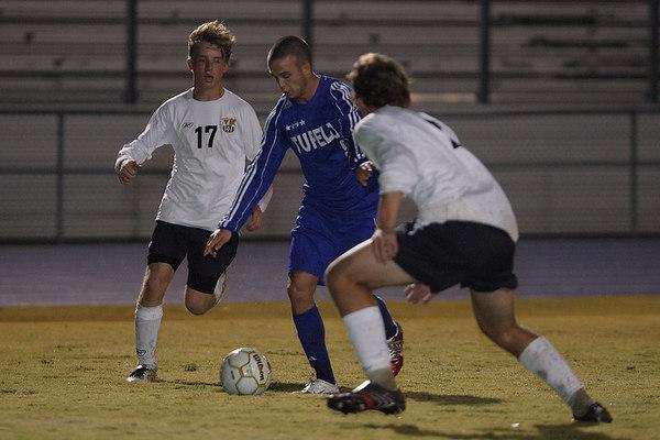 Tupelo High School Soccer