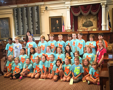 2015 4th Grade Trip to Capitol