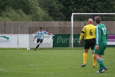 Stourport Swifts v Soham 23/8/08