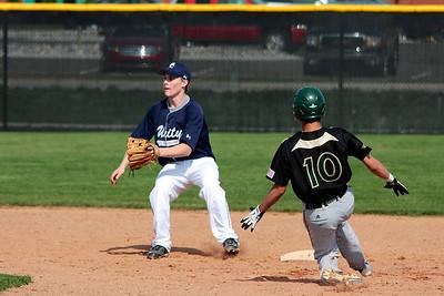 Zeeland West Varsity Baseball vs Unity Christian