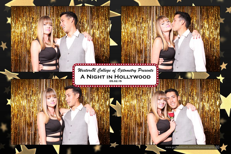 A Night in Hollywood