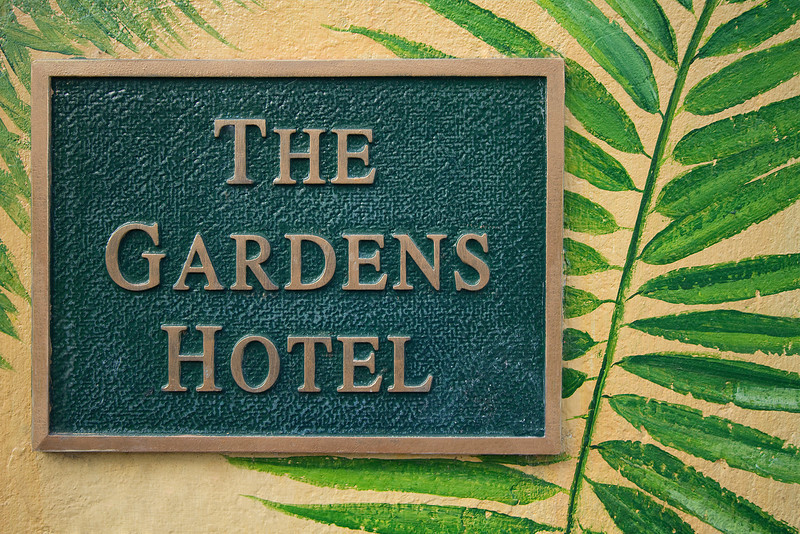 The Gardens Hotel of Key West *FOR PUBLICATION*