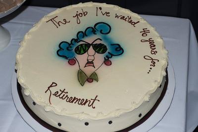 Leslie's Retirement Party