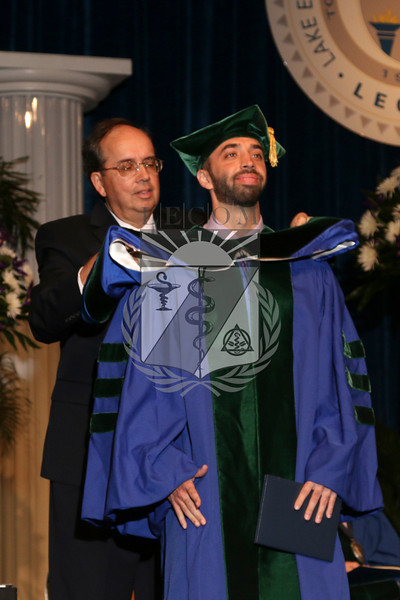 Bradenton Medical 2014 Hooding
