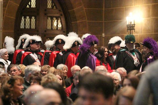 Terry Acox Ordination 2012