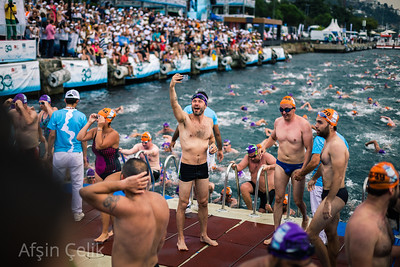 Bosphorus Cross-Continental Swim 2018