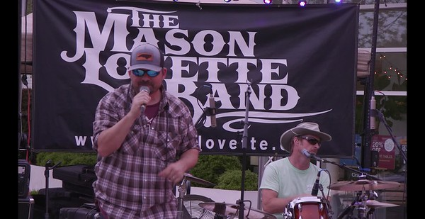 "Mason Lovette Band  ""When Something's Wrong With My Baby?"