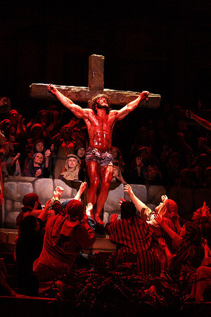 """2008 EASTER PASSION PLAY """"LORD I BELIEVE"""""""