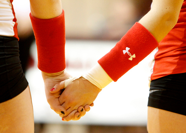 SNHS Volleyball vs Winamac 2012
