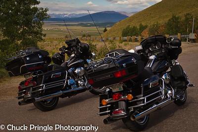 Cottonwood Pass Ride