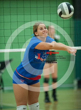 Girls volleyball 2015 Campo Verde vs Mountain View