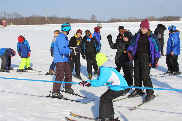 Ski Day - KCMS - 2/19/16
