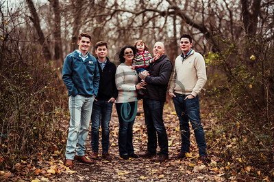The McMannis Family | Fall 2018