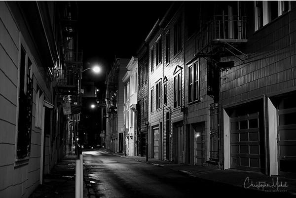 dark, lonely & deep
