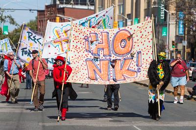HonkFest Parade 2015