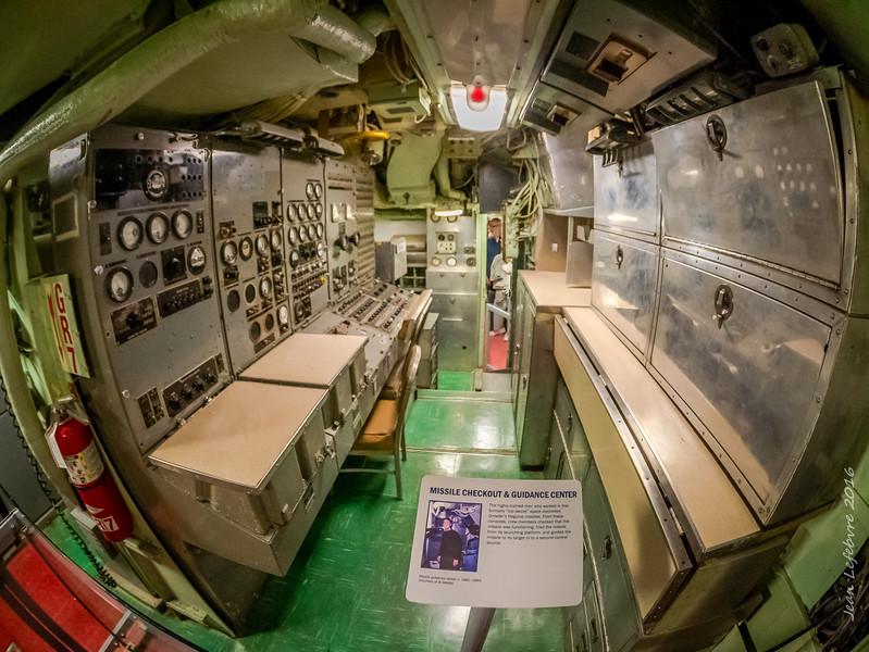 USS Growler Submarine