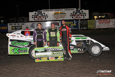 Lucas Oil Late Model - USMTS Special 7/17/13