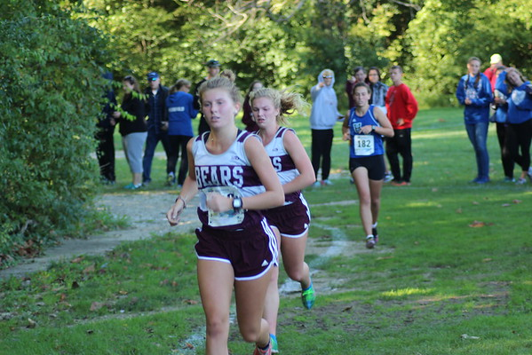 10-08-2016  Sectionals at Brebeuf