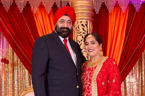 Surinder & Harbeer 25th Anniversary