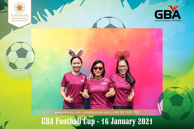 Event - EIS GBA Football Cup