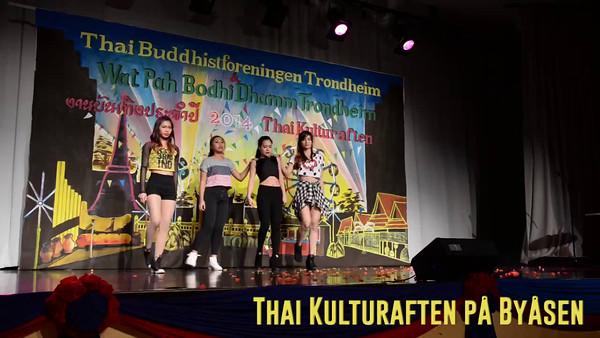 Thai Kulturaften på Byåsen
