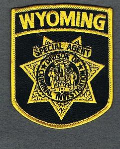 Wyoming Div of Criminal Investigation