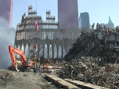 World Trade Center October 4, 2001