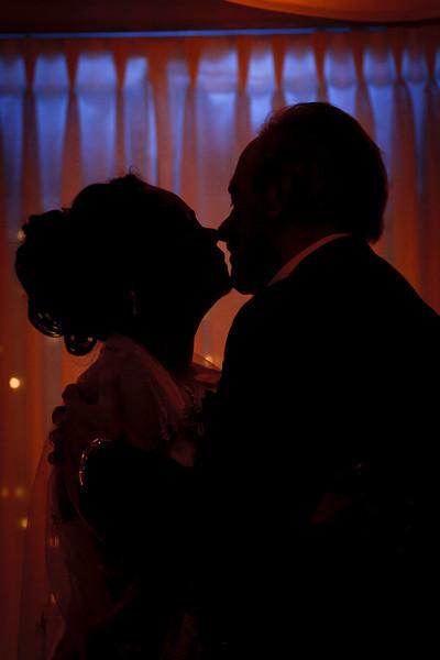 Monique + Charles Wedding