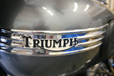 1956 Triumph Thunderbird