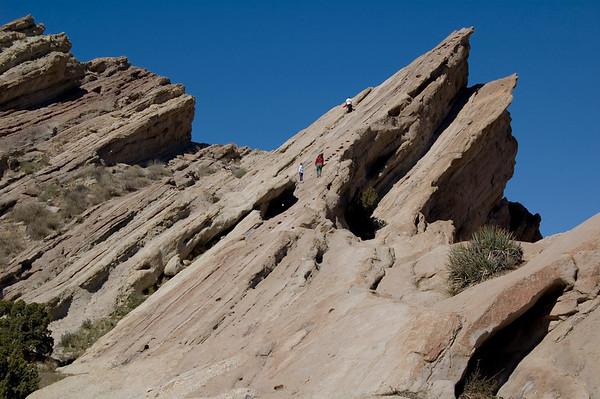 Vaquez Rocks