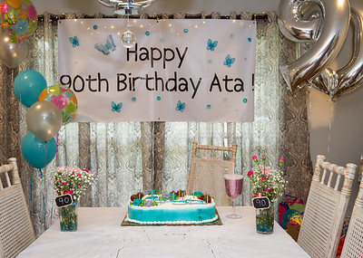 Ata's 90th Birthday Celebration