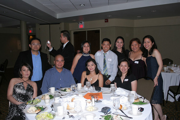 University of Saint La Salle Nursing Class 1993 Reunion 2008