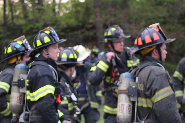 5/16/2017 Ladder Training Firemans Field