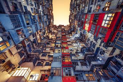 Hong-Kong Before / After