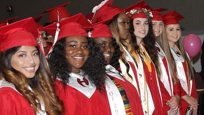 HCHS Baccalaureate Service 2018