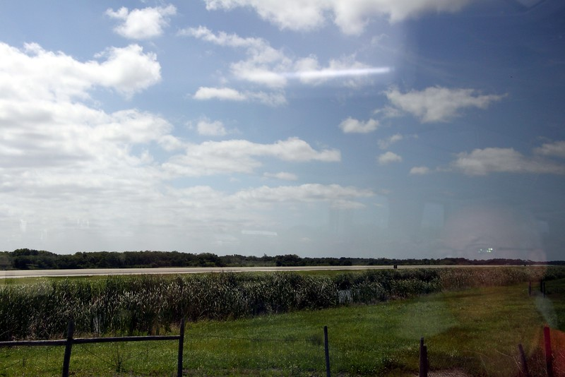 The runway of the Shuttle Landing Facility is the 14th longest in the world, and the third longest in the United States