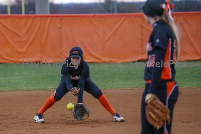 Varsity Softball vs Woodson 3/19/16