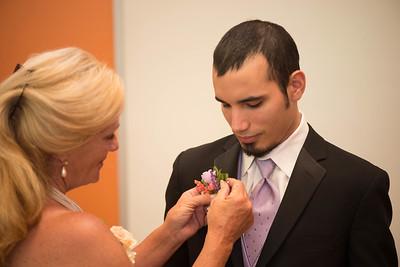 Luis jordan wedding