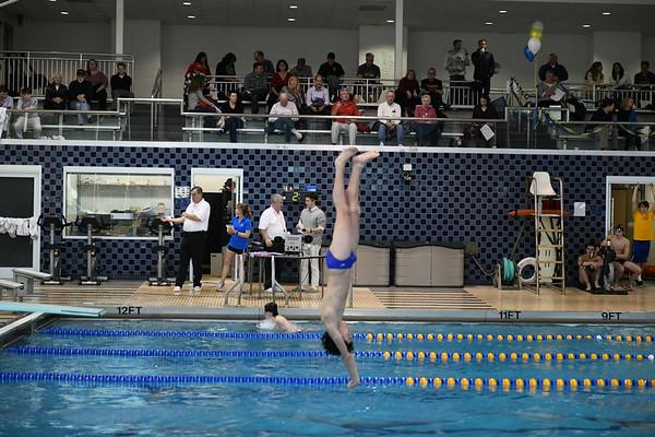2019 Loyola Swimming - 01-10-2019 - Diving
