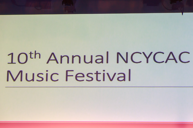 2019 10th Annual NCYCAC Youth Music Festival