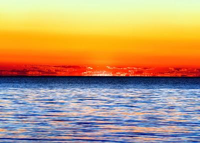 Sunrises, Sunsets & the Moon