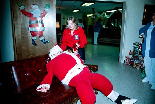 Dec 1978 Health Services Xmas Party