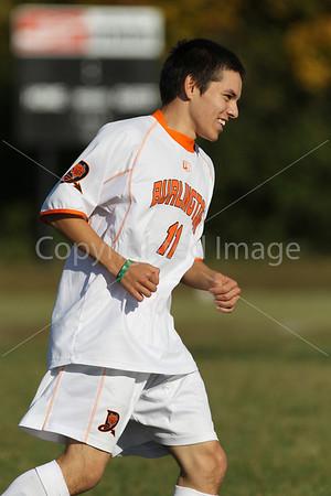 2011 Burlington WI. JV Soccer