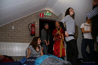 Kamp BASenioren Maart 2010