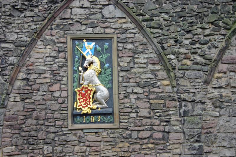 Holyroodhouse Palace, Edinburgh